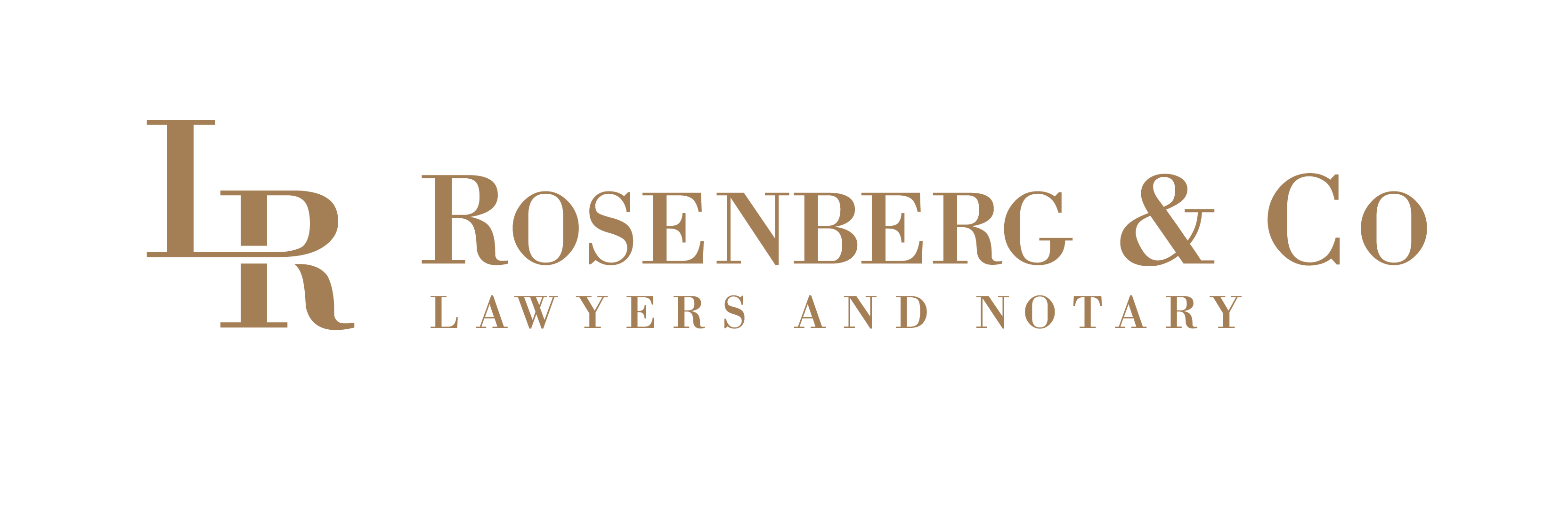 Rosenberg & Co., | Israely notary and translators