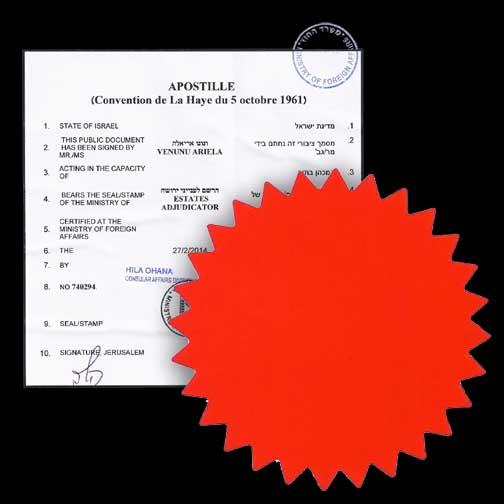 Certification Of Israeli Public